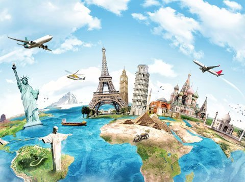 Travels Hotels Airline